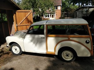 Picture of 1969 Morris Minor Traveller