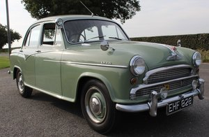 1957 Morris ISIS 4 Door Saloon 2639cc Straight Six Manual