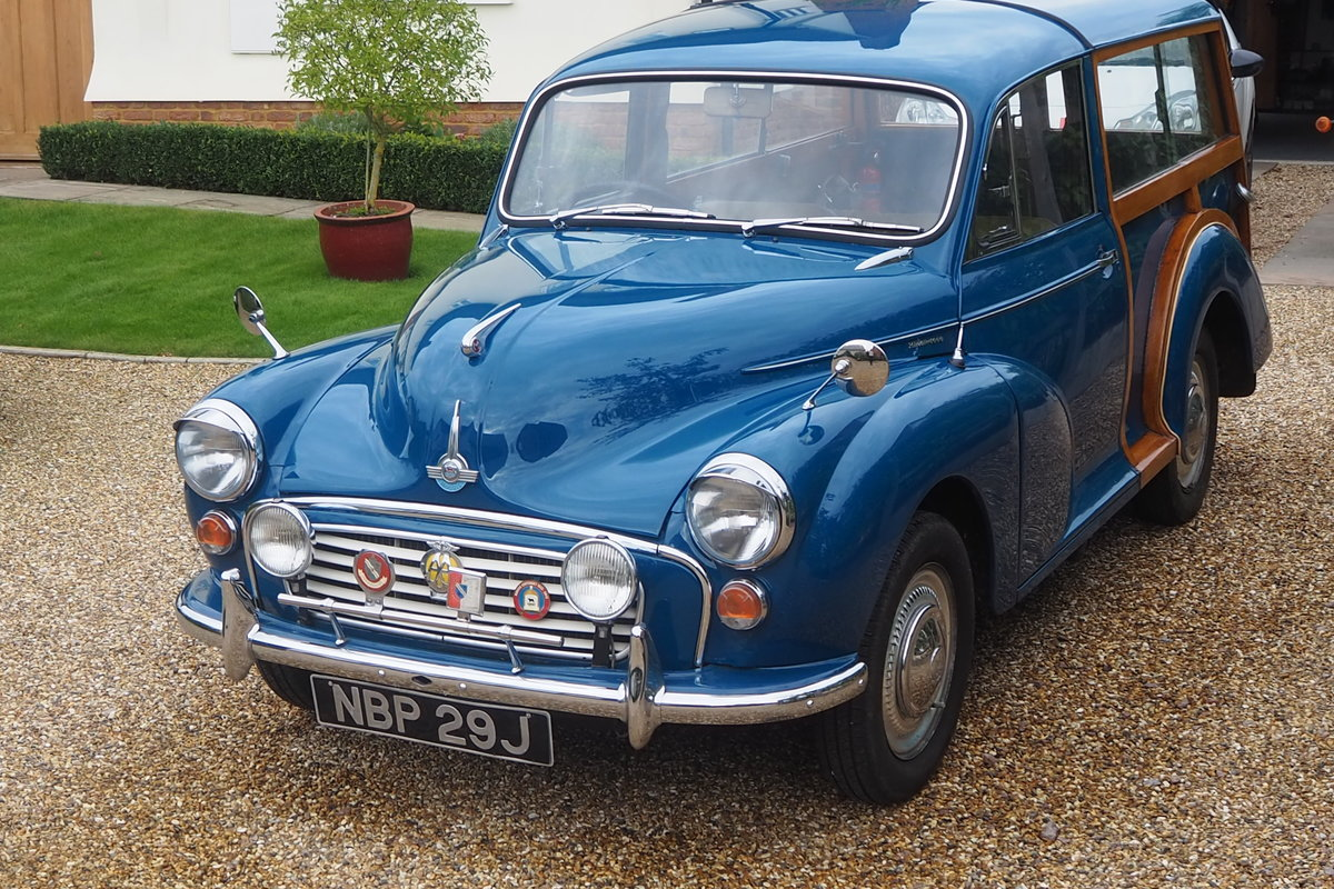 1971 MORRIS TRAVELLER For Sale (picture 1 of 6)