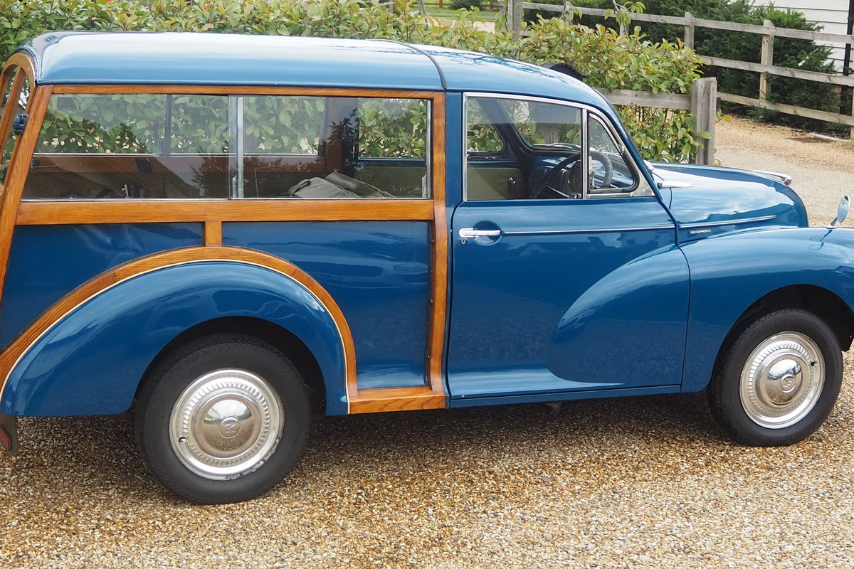 1971 MORRIS TRAVELLER For Sale (picture 5 of 6)