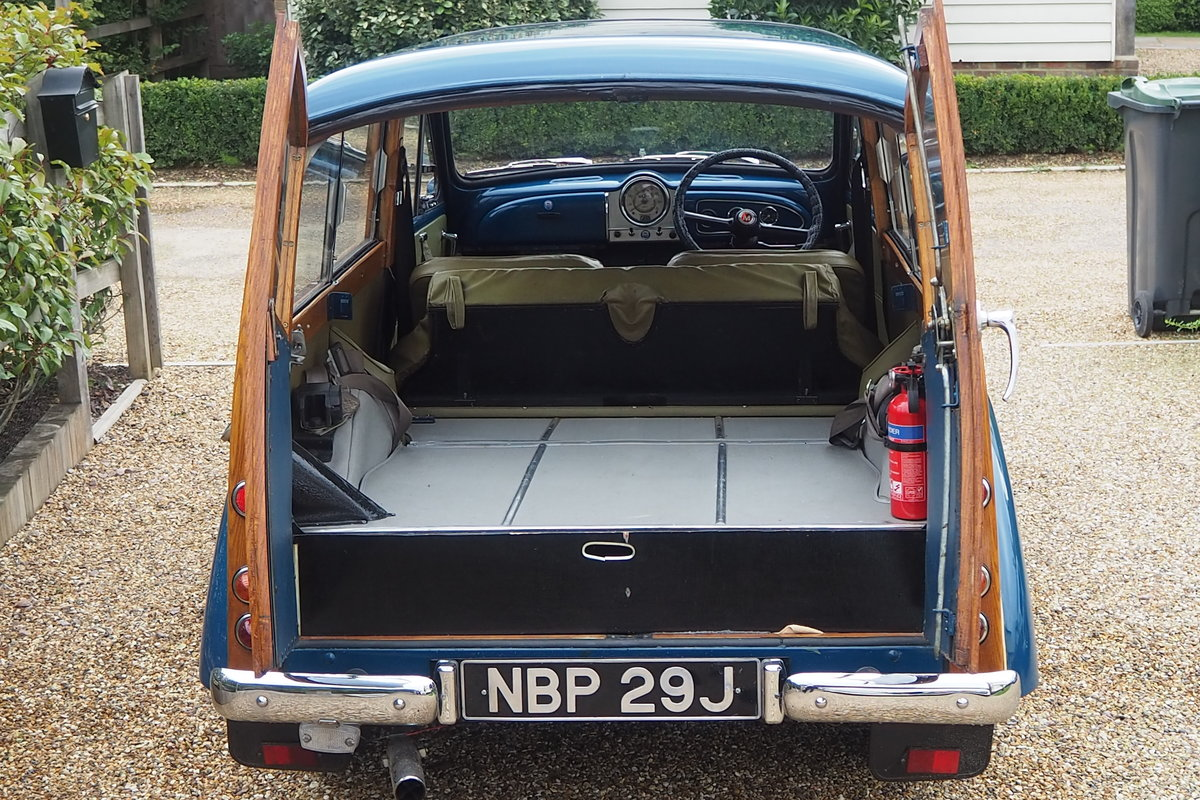 1971 MORRIS TRAVELLER For Sale (picture 6 of 6)