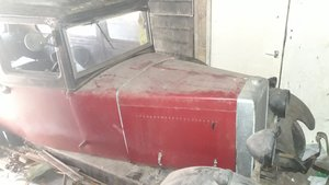 Picture of 1931  Morris Cowley Folding Head Saloon Barn Find Project
