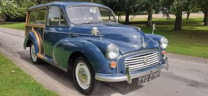 1968 MORRIS MINOR TRAVELLER ~ GREAT ENTRY CLASSIC ~ SOLID   For Sale