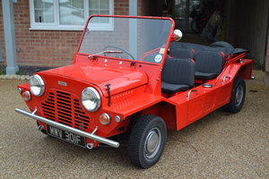 Picture of 1968 Morris Mini Moke For Sale by Auction