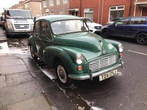 1971 Austin Morris Minor 1000