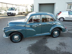 Picture of 1956 MORRIS MINOR Series II Splitscreen Four Door Saloon ~  SOLD