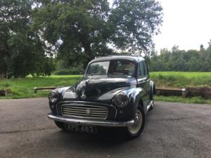 1955 Morris Minor Split Screen Series II For Sale