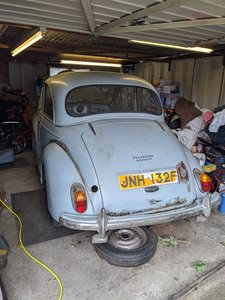 1967 Morris Minor Saloon 2 door 1098cc