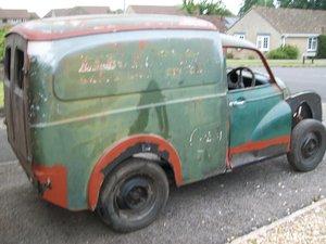 Picture of 1970 Morris Minor Van