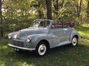 Picture of 1953 Morris Minor Tourer Split windscreen For Sale