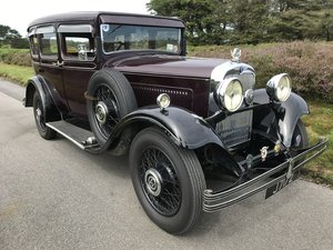 Picture of 1931 Morris Isis 6 Cylinder saloon in most original condition