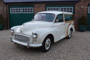 Picture of 1970 Morris Minor Traveller - Excellent condition