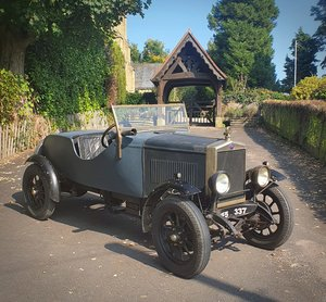 Picture of 1928 Flatnose Morris Oxford special