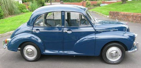 Picture of 1967 Morris Minor 1000 1098cc 4-dr saloon For Sale