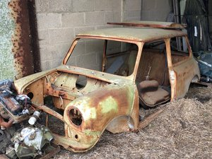 Picture of 1975 Morris Mini 1000 For Sale