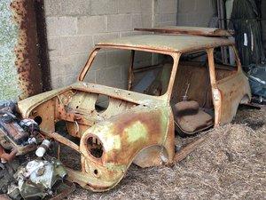 1975 Morris Mini 1000
