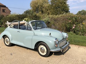 Picture of 1968 Perfect Morris Minor Convertible