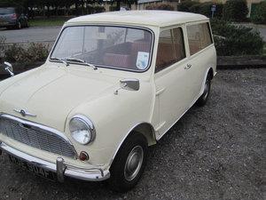 Picture of 1967 Morris Mini Traveller