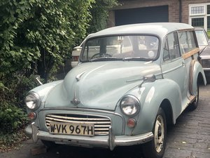 Picture of 1970 Morris Traveller 1 owner