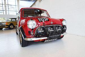 Picture of 1967 Excellent Mini Cooper Mk1 built to accurate Monte Carlo spec For Sale