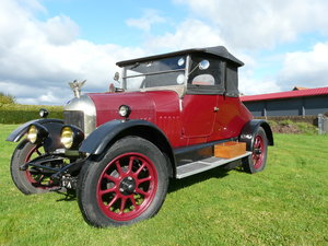 Picture of 1926 Bullnose Morris Cowley Sports