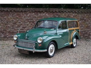 Picture of 1966 Morris Minor Traveller LHD  For Sale