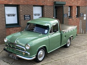 Picture of 1960 Morris Cowley Pick Up, Porcelain Green, fully restored  For Sale