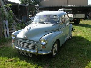 Picture of 1969 Morris minor 4door