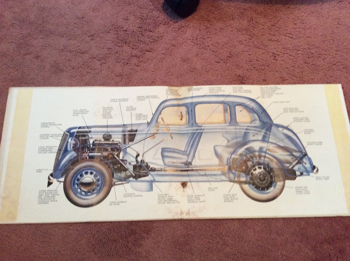 Morris SALES BROCHURE For Sale (picture 2 of 2)