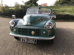 Picture of 1954 Morris minor convertible