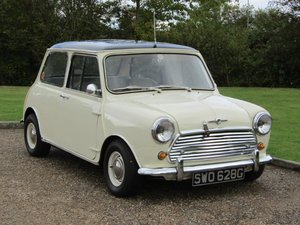 Picture of 1969 Morris Mini Cooper MKll at ACA 7th November