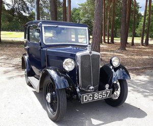 Picture of 1934 Morris Minor SV 847cc Saloon