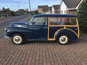 Picture of 1970 Morris traveller For Sale