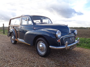 Morris traveller - 50,000 miles new mot !!