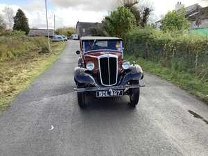 Picture of 1938 Morris 8  4 Seater Tourer