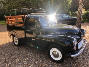 Picture of 1960 Morris 1000 pick up