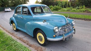 Picture of 1951 Morris Oxford MO, 1500 cc.