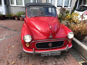 Picture of 1969 MORRIS MINOR 1000 FACTORY CONVERTIBLE For Sale by Auction