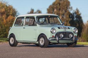 1963 Morris Mini Cooper 997 (ex Monte-Carlo Challenge)