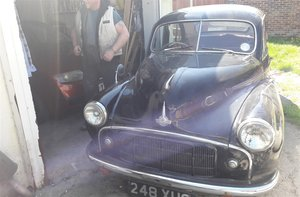 Picture of 1954 MORRIS MINOR SERIES 2 SPLIT SCREEN For Sale by Auction