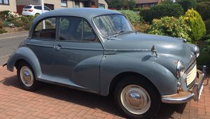 1959 Morris Minor 2 door saloon