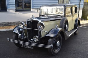 Picture of 1935  Morris Oxford Twenty Saloon