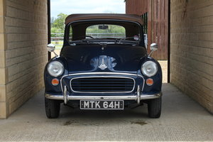 Picture of 1970  MORRIS MINOR CONVT 1100 CC
