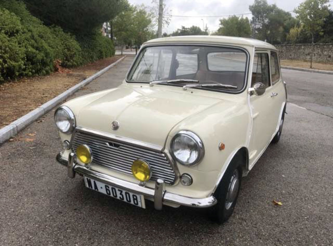 Picture of 1969 Mini Morris Authi 1275C For Sale