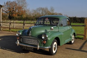 Picture of 1970 Morris Minor 1000 1098cc Series V For Sale