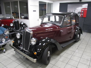 Picture of 1937 Morris Twelve Series II SOLD