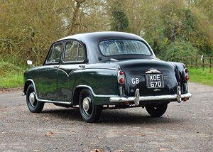 Picture of 1958 Morris Oxford Series III SOLD by Auction