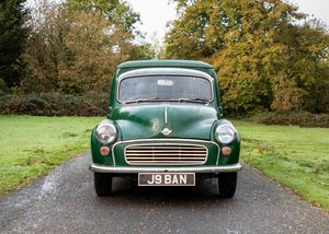Picture of 1967 Morris 6cwt Van SOLD by Auction