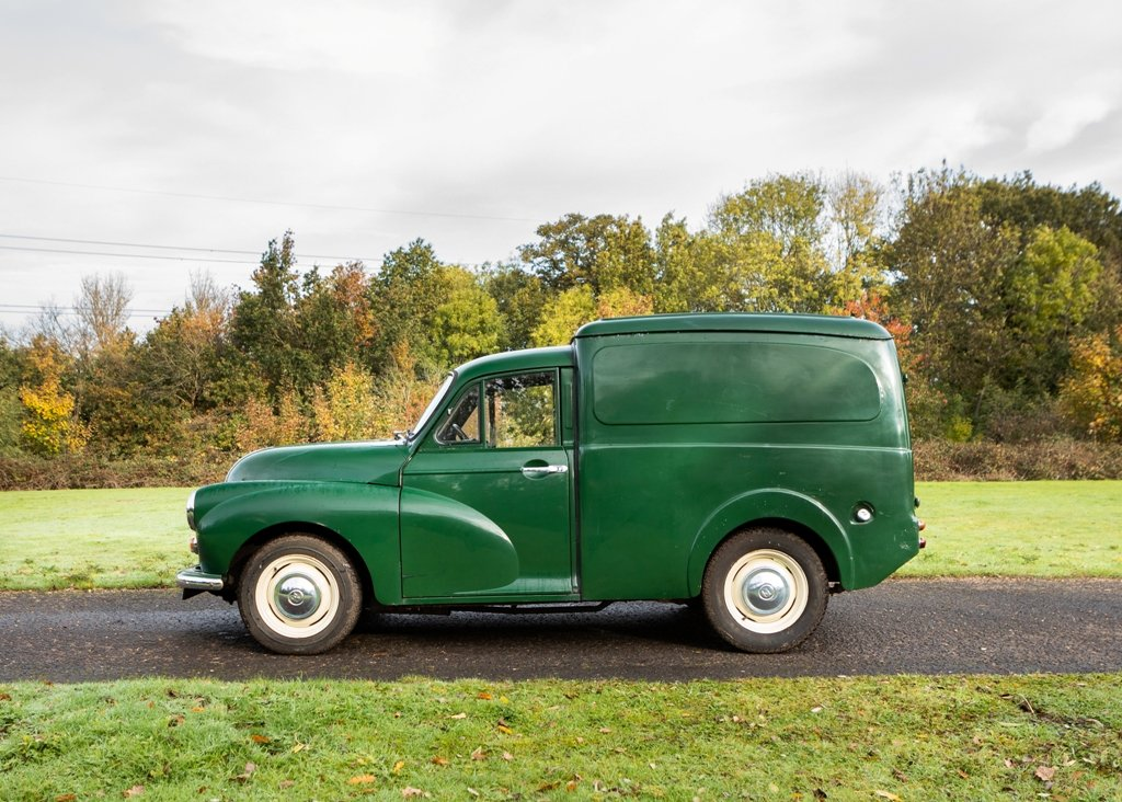 1967 Morris 6cwt Van For Sale by Auction (picture 2 of 6)