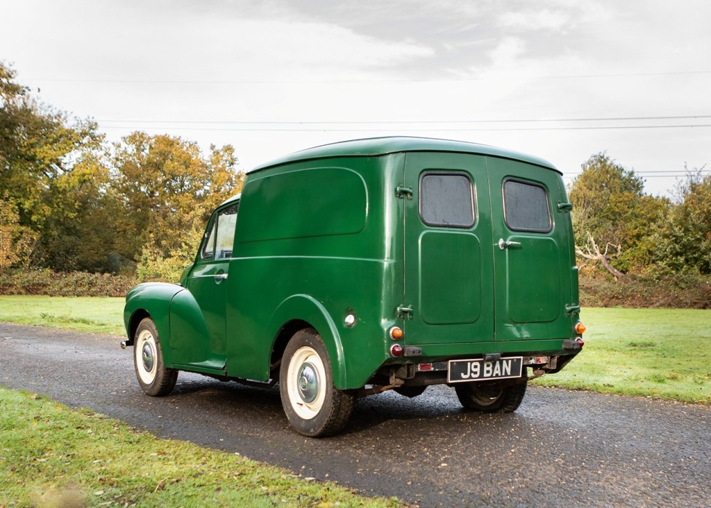 1967 Morris 6cwt Van For Sale by Auction (picture 3 of 6)